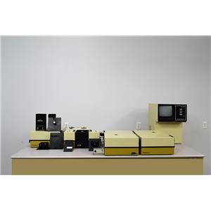 Aminco SLM-8000C Spectrofluorometer Fluorescence Analytical Spectroscopy