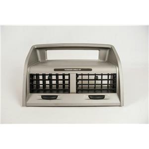 08-12 Ford Escape Mariner Vent Dash Trim Bezel Passenger Indicator Silver