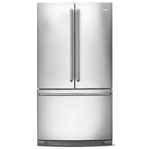 "Electrolux IQ-Touch Series EI23BC80KS 36"" Counter Depth French Door Refrigerator"