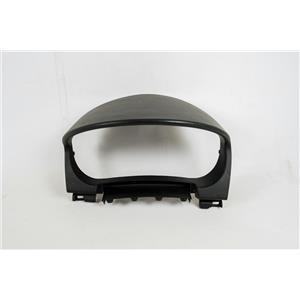 2007-2009 Mazda CX7 Speedometer Cluster Dash Bezel w/ Steering Column Boot Black