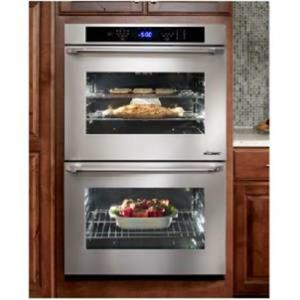 """Dacor Distinctive 30"""" 4.8 cu. ft 6 Modes Double Electric SS Wall Oven DTO230S"""
