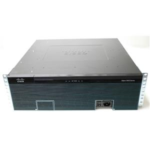 Cisco 3900 Series Integrated Services Router 3945 w/ C3900-SPE150/K9 IPbase
