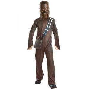 Star Wars VII: The Force Awakens Chewbacca Child Costume Small 4-6