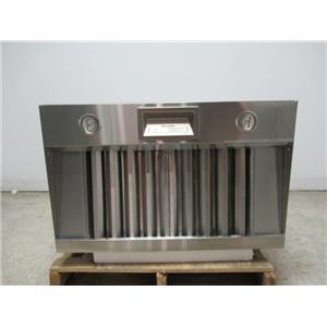 "Thermador 36"" Stainless Steel Custom Hood Baffle Filters Insert VCIN36JP"