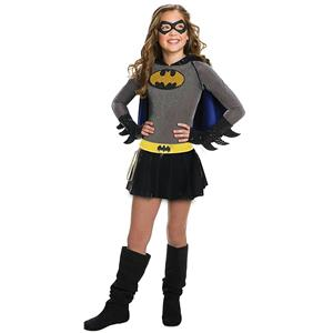 Girls DC Comics Batgirl Child Costume Small 4-6 887658