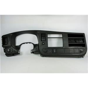 2012 Chevrolet Express 2500 Surround Dash Trim Bezel W/ Vents & Traction control