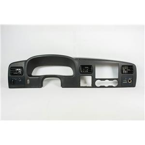 2005-07 Ford F250 F350 Dash Trim Bezel with Vents, Light and Passenger Switches