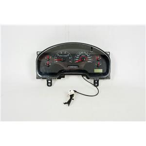 2007 Ford F150 Speedometer Instrument Cluster w/93k   ekusparts