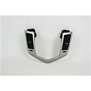 2011-2015 Chevrolet Cruze Radio Dash Trim Bezel with Vents