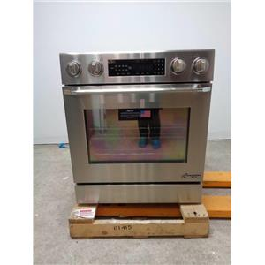 Dacor Distinctive 30 Inch 4.8 cu. ft. Convection Slide-In Electric Range DR30EIS