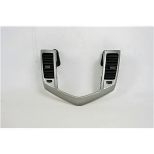 2011-2014 Chevrolet Cruze Radio Dash Trim Bezel with Vents