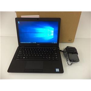 """Dell 1K3T4 Latitude 5280 - 12.5"""" - Core i5-7300U 2.6GHZ 8GB 500GB W10P"""