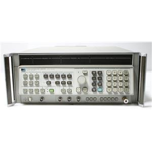 HP / Agilent 8340A Synthesized Sweep Signal Generator 10MHz to 26.5GHz