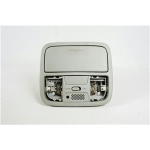 2004 Honda Accord Overhead Console w/ Storage & Map Lights