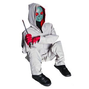 Morbid Sitting Watcher Halloween Prop