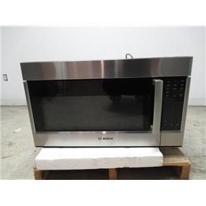 "Bosch 500 Series 30"" 2.1 1100 Watts Over-the-Range Microwave Oven HMV5053U"