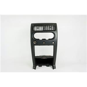 2002-2004 Nissan Xterra Center Dash Radio Climate Bezel 12v Vents Hazard Switch