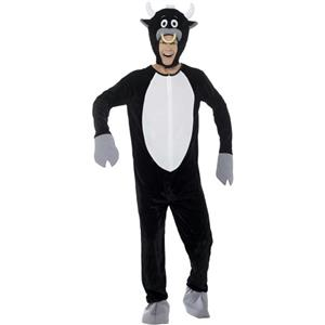 Smiffy's Men's Deluxe Bull Adult Costume Medium
