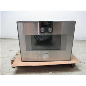 "GAGGENAU 24"" Oven Stainless/Glass Front BM450110"