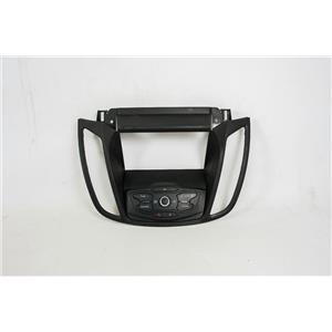 2013-2019 Ford Standard Edition SE Escape Radio Nav Dash Trim Bezel Controls