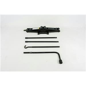 2002-2008 Dodge Ram Jack Assembly w/ Lug Wrench, Extension Rods