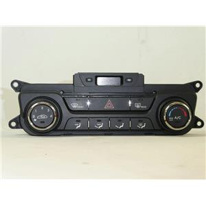 2011-2013 Kia Optima LX Manual Climate Temperature Control Unit Digital Clock