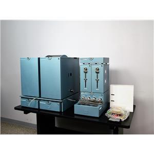 Spark Holland Symbiosis Pro System HPLC ACE Pump Autosampler Stacker Syringe SPE