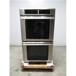 """Thermador Masterpiece Series 30"""" Stainless Double Electric Wall Oven MED302JS"""
