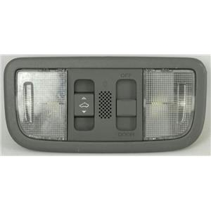 2006-2011 Honda Civic Overhead Console with Sun Roof Switch and Map Lights