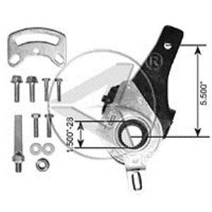Haldex type air brake slack adjuster replacement for Haldex 40010211
