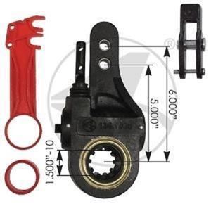 Crewson type air brake slack adjuster replacement for Crewson CB21103