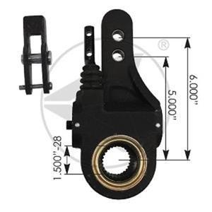 Crewson CB22103  type air brake slack adjuster replacement for Crewson CB22103