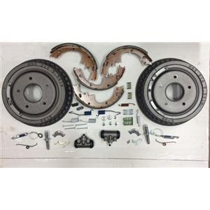 Toyota Tacoma brake shoe rebuild kit Rear  2005-2017 shoes drums hardware & cyl