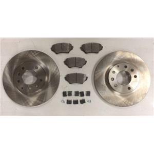 Mazda MX-5  Miata brake kit 2006-2015 Ceramic pads rotors & hardware REAR