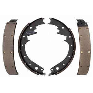 Hudson Pacemaker brake shoes REAR 1949-1953