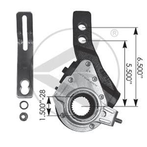 Haldex R806004  type air brake slack adjuster replacement for Meritor R806004