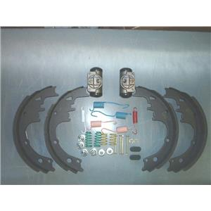 Corvette Brake shoe kit REAR 1963-1965 includes shoes cylinders and spring kit
