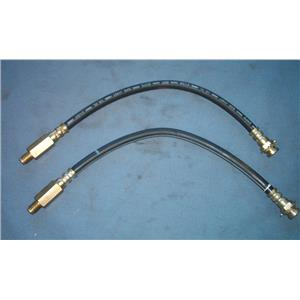 Chevrolet Corvair Brake hose set  FRONT 2 hoses 1960-1968 Made in USA