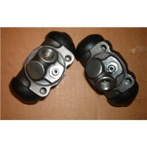 Brake Wheel Cylinder Cadillac Oldsmobile Pontiac SET 2 cyl REAR-1940-1968