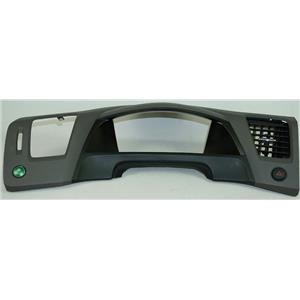 2012 Honda Civic Speedometer Cluster Dash Bezel w/ Hazard Switch & Right Vent