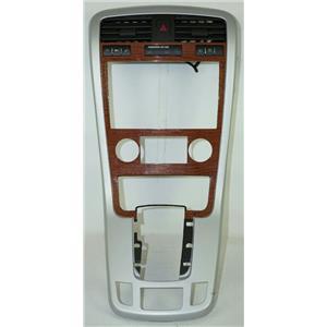 2007 2008 Chevrolet Equinox Radio Climate Dash Trim Bezel Trip Info Buttons