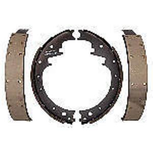 Brake shoes International  Truck rear 1950-1968