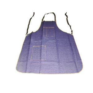 "Denim Apron 25"" X 34"" - 2 Pockets - Woodworking, Garage, Shop"