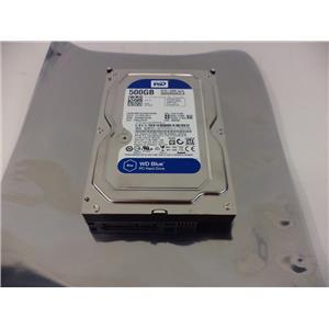 """WD Blue WD5000AZLX 500GB 7200 RPM 32MB Cache SATA 6.0Gb/s 3.5"""" Hard Drive"""