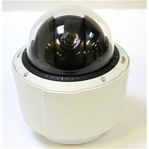 Axis Q6034 PTZ IP Network POE Dome Camera 720p HD 18x Optical Zoom