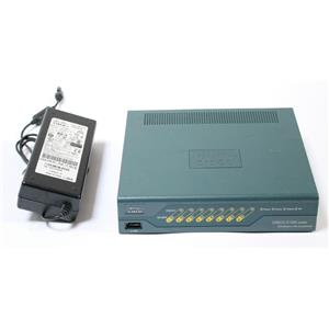 Cisco 2100 Series AIR-WLC2125-K9 Wireless LAN Controller 25 APs with Adapter