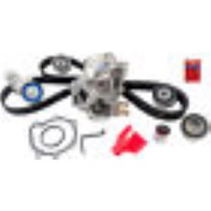 Timing belt kit with Water pump Gates TCKWP328 Fits Subaru 2004-2009