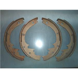Drum Brake Shoe-Bonded Brake Shoe Front,Rear Bosch BS29