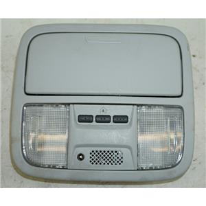 05-10 Odyssey 05-08 Pilot 03-07 Accord Overhead Console with Map Lights Homelink