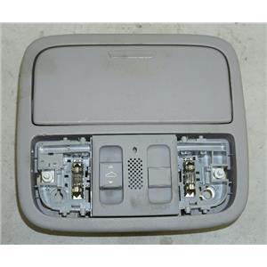 08-12 Honda CR-V Overhead Console w/ Sunroof Switch, Safety Mirror & Shift Light